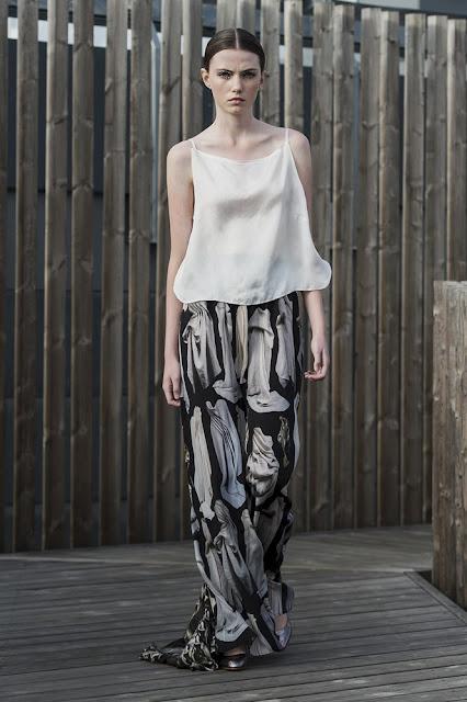 Diana Orving Spring-Summer 2016 Stockholm Fashion Week
