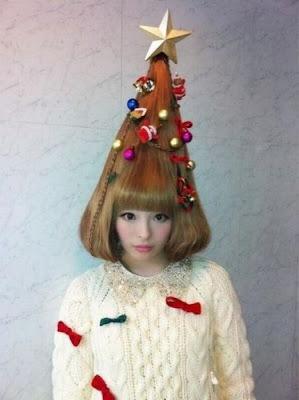 Peinado para fin de año