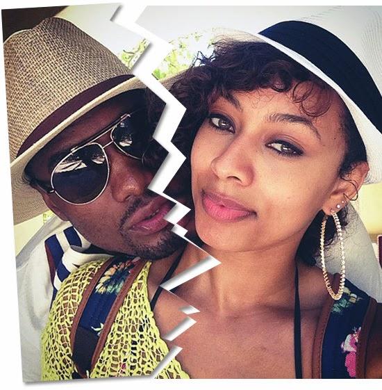 keri hilson amp her nba boyfriend serge ibaka call it quits