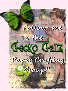 Gecko Galz Paper Crafting Group