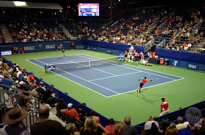 BB&T Atlanta Open, Atlantic Station