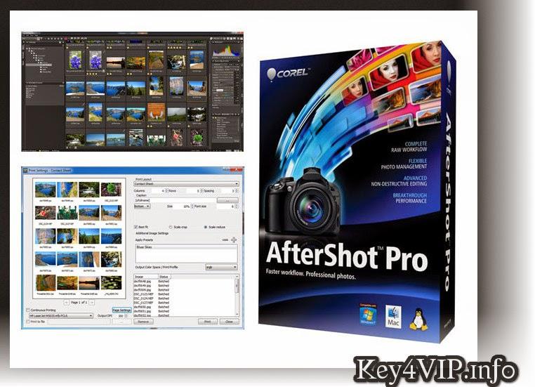 Corel AfterShot Pro 2.2.0.29 - 32bit & 64bit Full Key,Phần mềm xử lý và quản lý ảnh số kỹ thuật cao