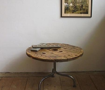 10 ideas m s para reciclar carretes de - Reciclar muebles de madera ...
