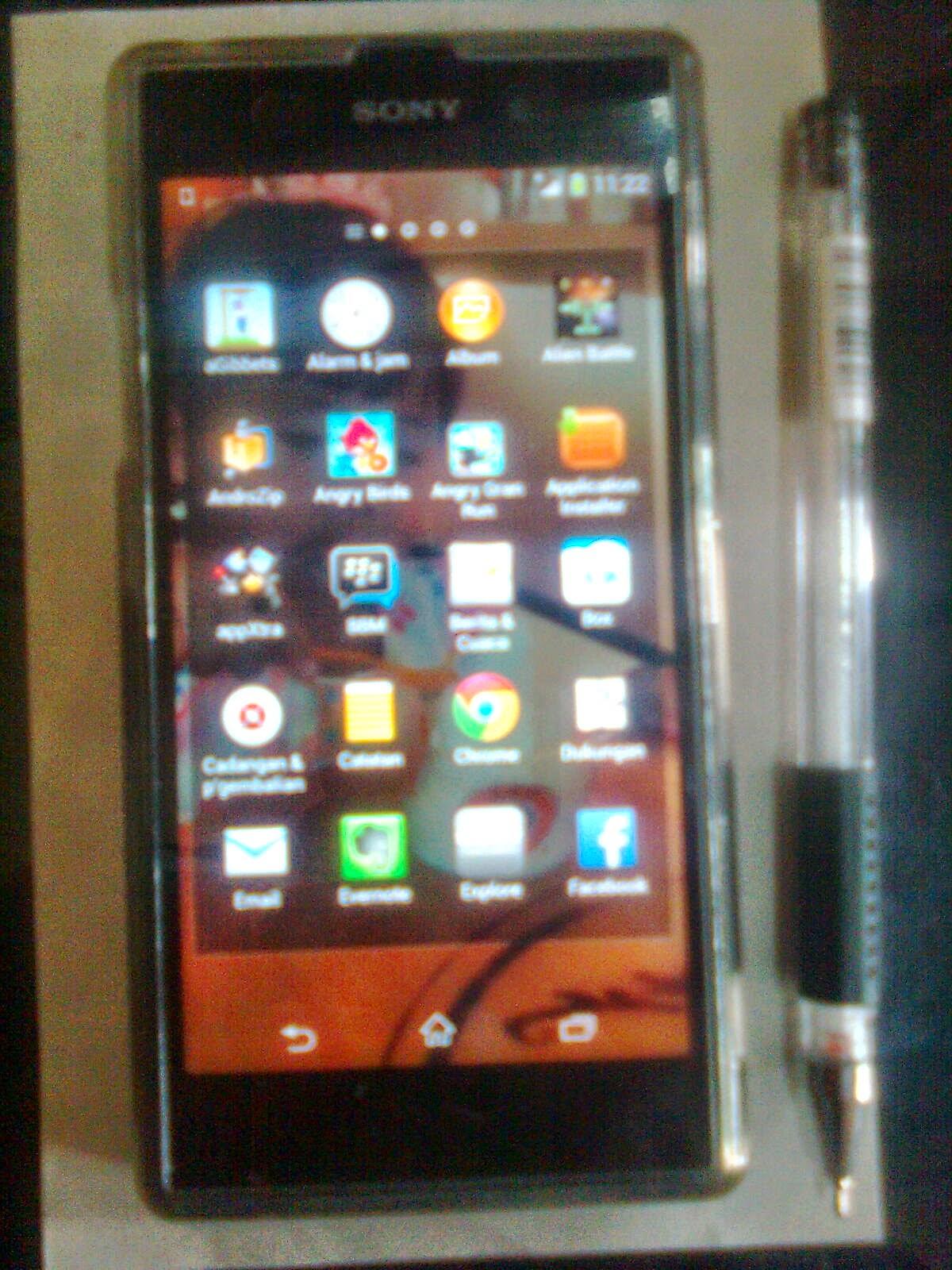 Upgrade Sony Xperia Z1 ke Android Kitkat