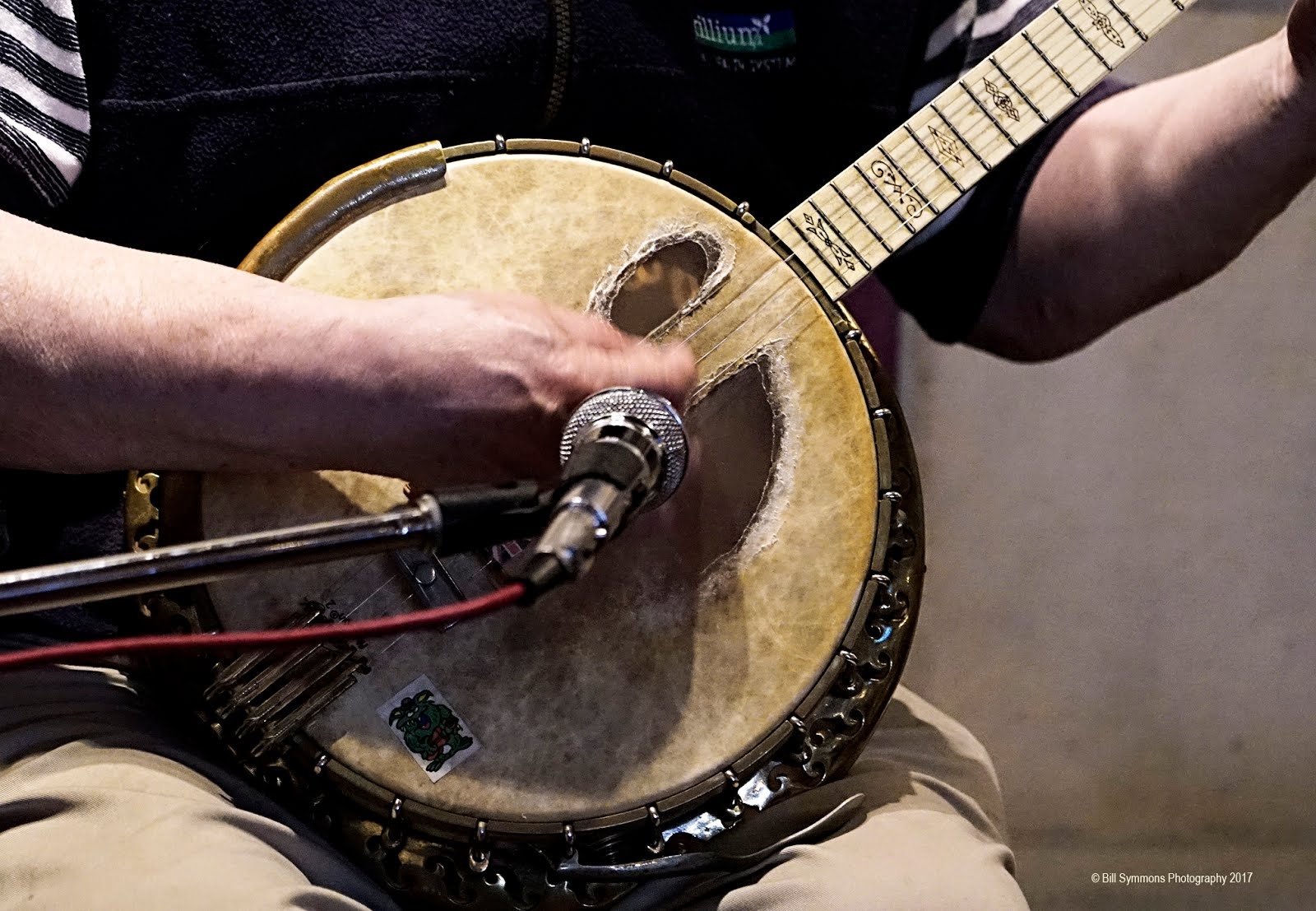 Doc Walmsley's Battered Banjo