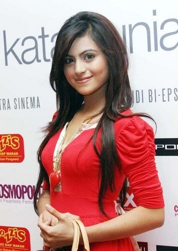 Indonesia Celeb Actress Asha Shara