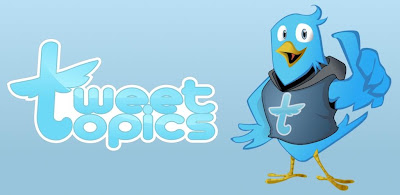 TweetTopics cliente twitter Android
