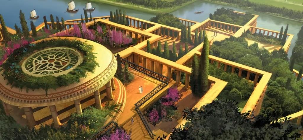 los jardines ornamentales del tiempo antiguo c mo
