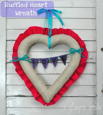 http://www.aglimpseinsideblog.com/2012/02/ruffled-heart-wreath-tutorial.html