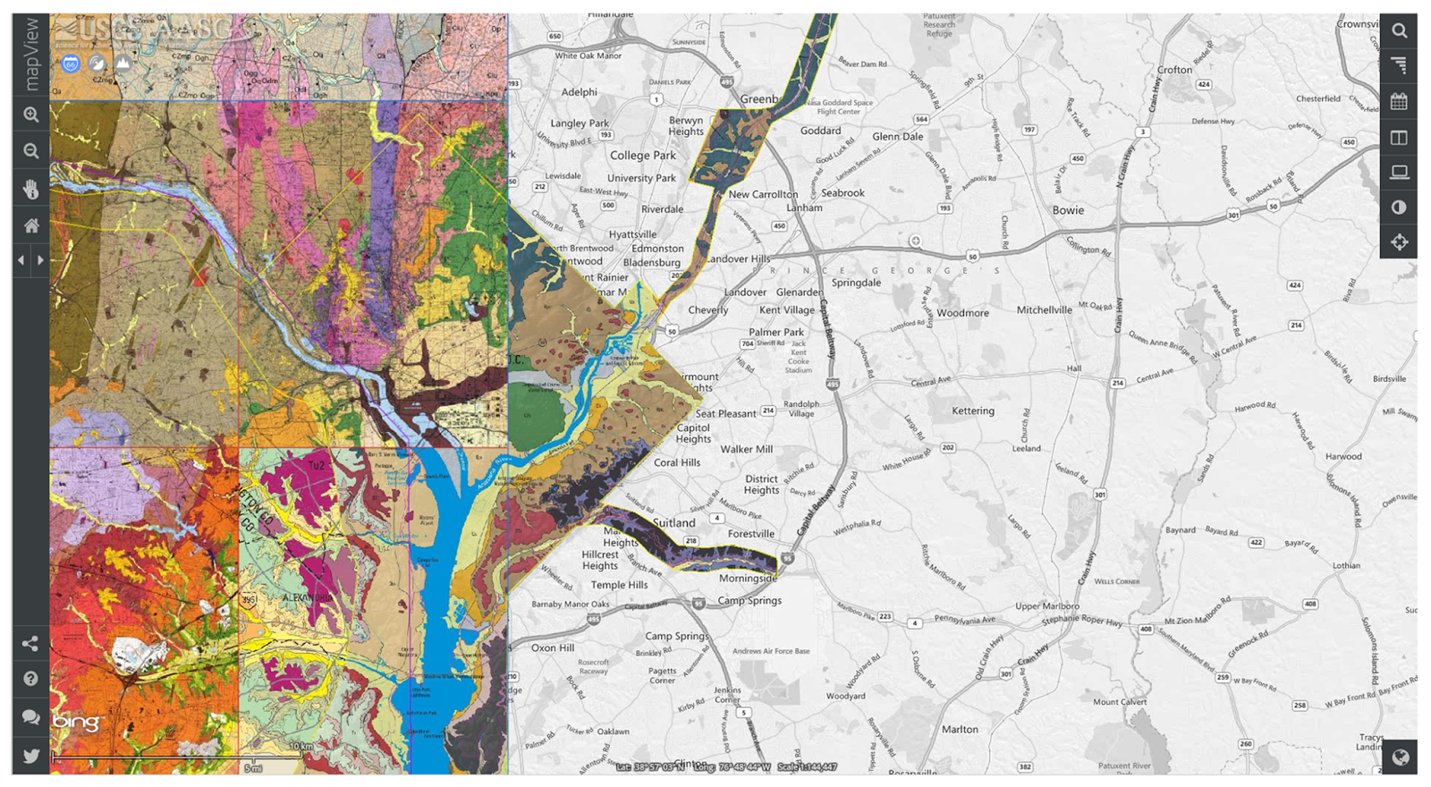 this usgs service gives you access to thousands of geologic maps in the us