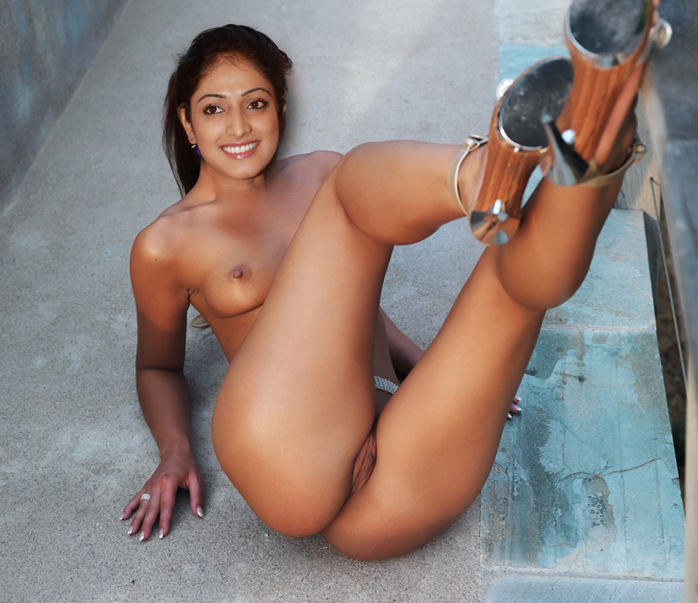 fat naked indian bush pussy