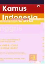 Buku Kamus Indonesia - Inggris Edisi Ketiga yang Diperbarui (HC)