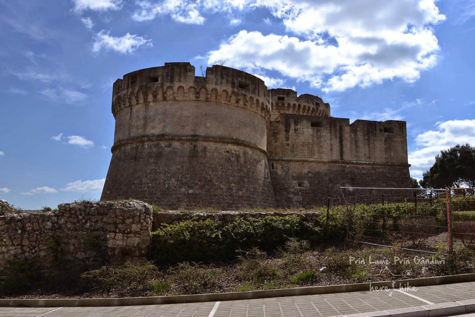 Italia-Matera-castle-fortress