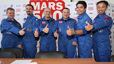 Mars 500