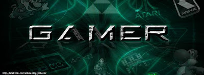 Couverture pour journal facebook gamer