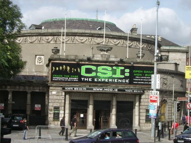 CSI - the Experience on International Drive in Orlando