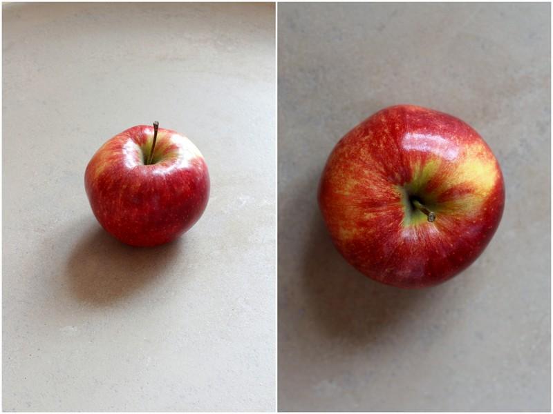 Der schönste Apfel in Rheinhessen