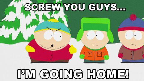 TERA Rising Cartman-screw-you-guys