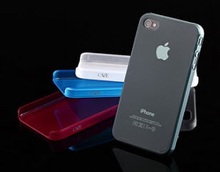 CAZE launches Zero 5 UltraThin Matte case, new addition to its World's thinnest transparent case for iPhone 4