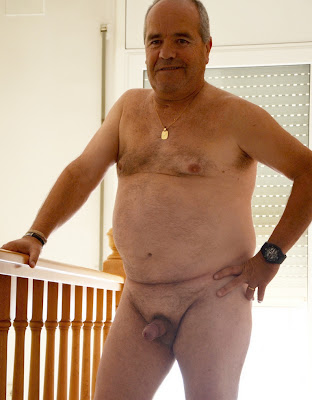 older gay blog - silver daddy cock - gay grandad - very sexy gay grandpa