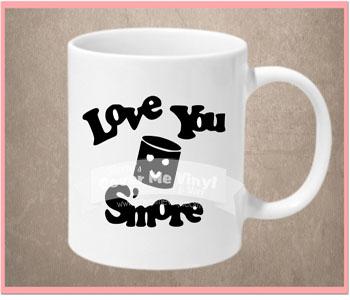 Love You Smore Mug