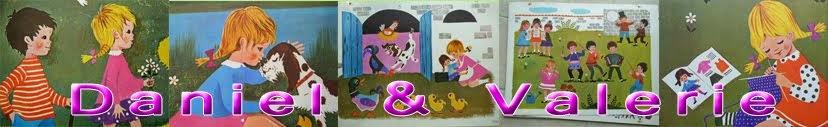 Affiches scolaires : Daniel & Valérie