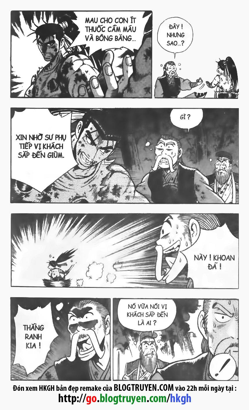 Hiệp Khách Giang Hồ - Hiệp Khách Giang Hồ Chap 108 - Pic 4