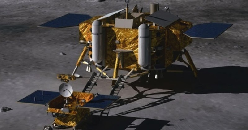 La sonda Cinese Chang'e-3 è arrivata in orbita Lunare