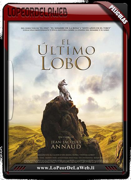 El Último Lobo BRrip 720p Latino (2015) [Mega]