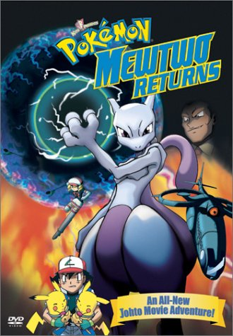 Pok 233 Mon Mewtwo Returns Myonline Anime