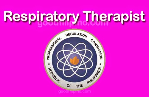 Respiratory Therapist Board Exam Results(September 2014)