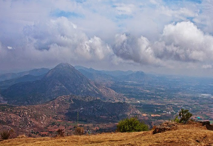 Tour to Nandi Hills in South