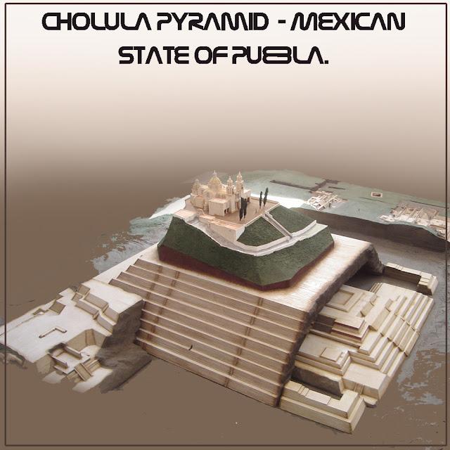 Resultado de imagen para PYRAMID MEXICO PHI