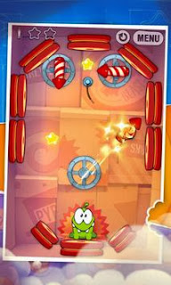 Cut the Rope: Experiments android game apk - Screenshoot