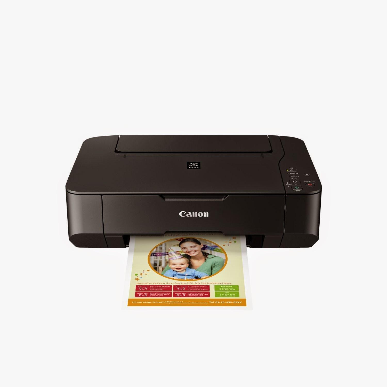 impresora Canon PIXMA MP230 y el sistema de tinta continua