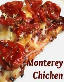 Recipes | Monterey Chicken at Chili's Restaurant
