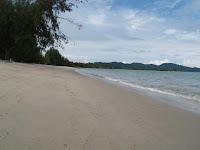 Pantai Tanjung Sawang Dabo Singkep