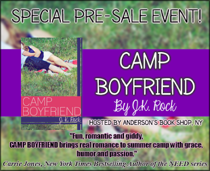 CAMP BOYFRIEND by J.K. ROCK!