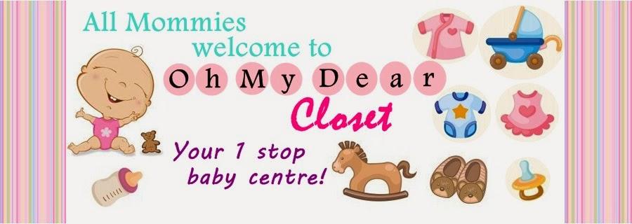 oh my dear closet