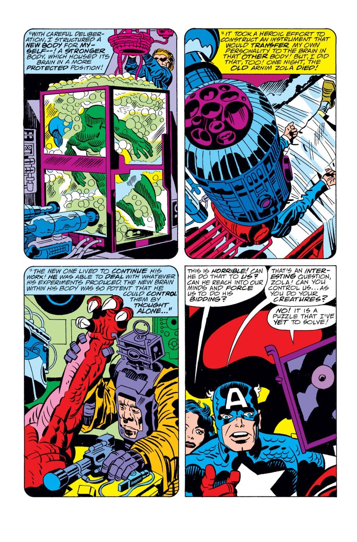 Captain America (1968) Issue #209 #123 - English 12