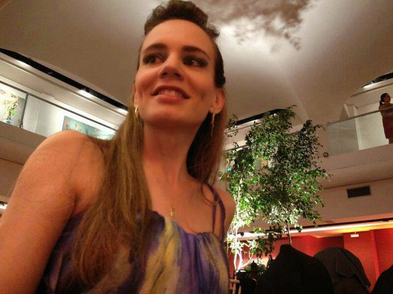 Danielle Ianzer - cientista