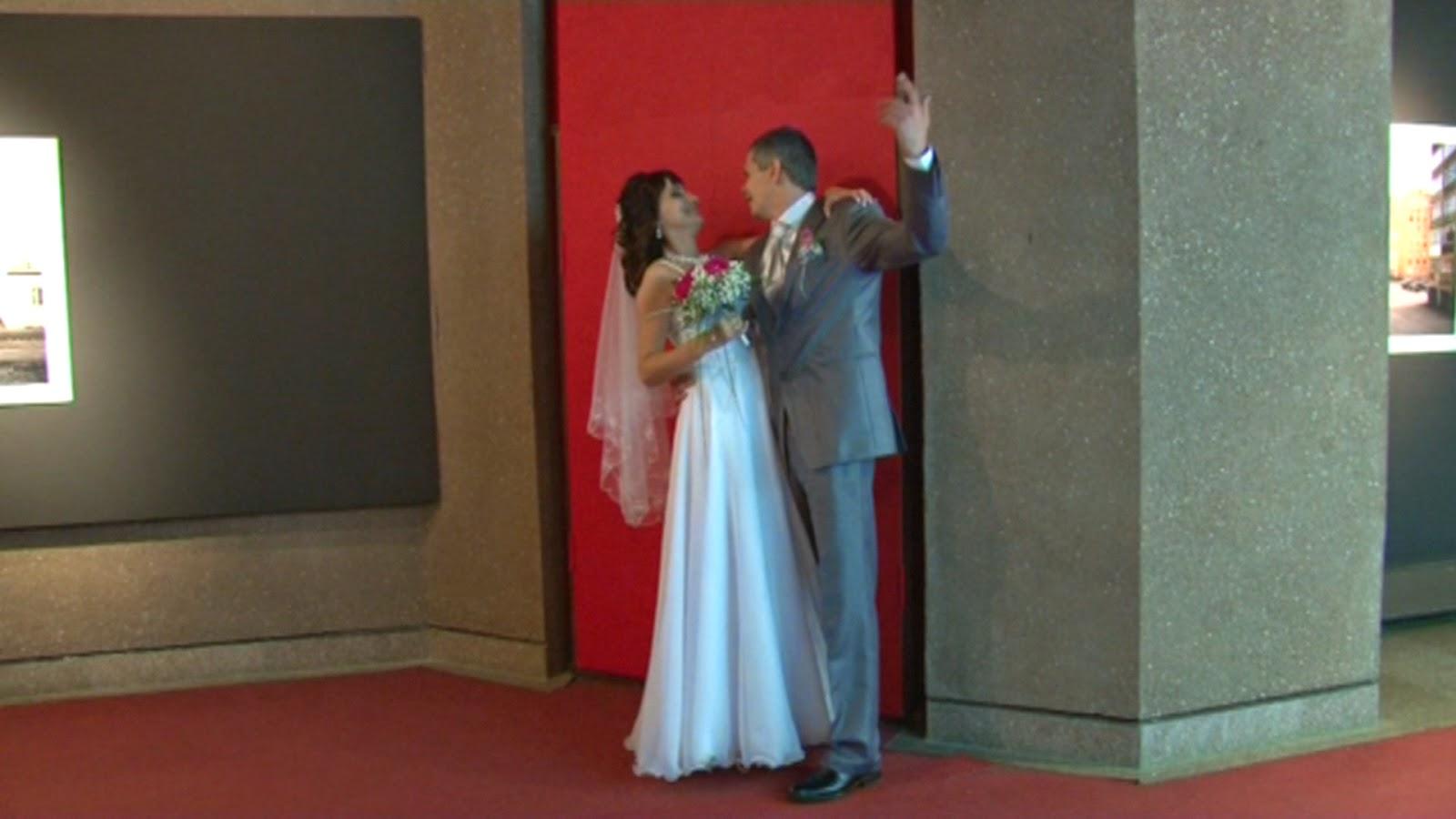 Красноярские свадьбы
