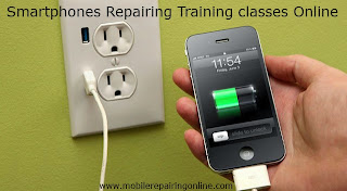Smartphones repairing and training classes