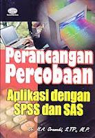 AJIBAYUSTORE Judul Buku : Perancangan Percobaan – Aplikasi dengan SPSS dan SAS Pengarang : Dr. H.A. Oramahi, S.TP., M.P.   Penerbit : Gava Media
