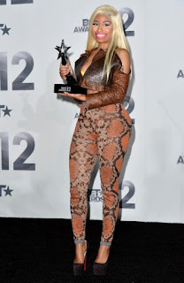 BET AWARDS 2012 Winner!