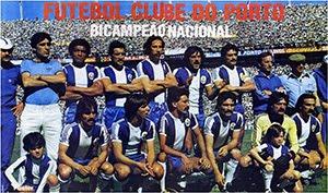 CAMPEÃO NACIONAL 1978/1979