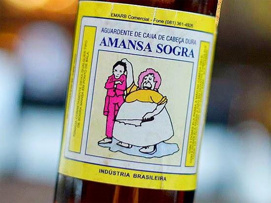 Amansa Sogra - Cachaça