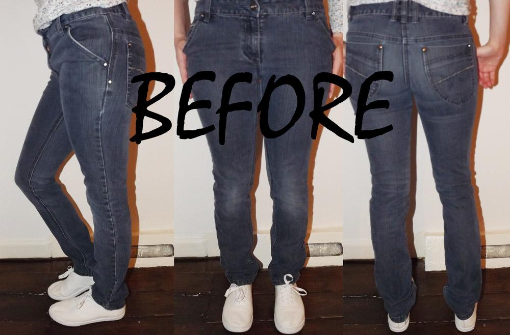 petitefashionista diy how to acid wash jeans
