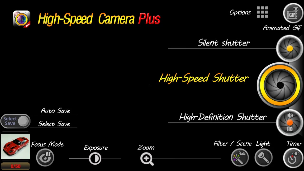 High-Speed Camera Plus v2.50