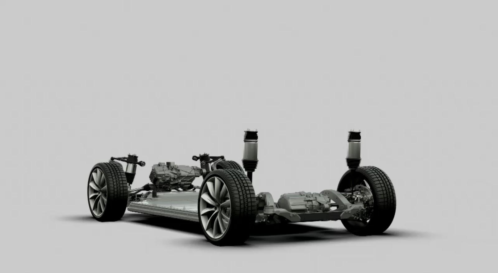 Tesla Model X (2016) 5